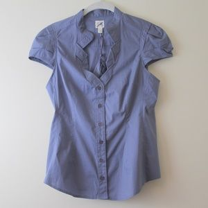 Anthropologie Edme & Esyllte Fitted Blouse 4